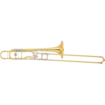 YAMAHA YSL-882O Xeno Tenor Trombone, Professional Level