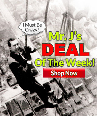 Mr. J's deal of the week!