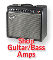 Shop guitar/bass amps
