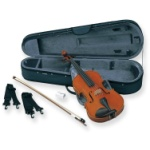 "YAMAHA AVA5-150S STUDENT ACOUSTIC VIOLA. 15"" WITH CASE"