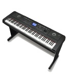 YAMAHA DGX660B 88 Key Weighted Action Digital Piano Black w/Stand