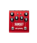 Strymon Sunset Dual Overdrive Pedal.