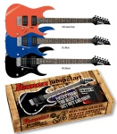 Ibanez IJRG220ZBL Jumpstart Electric Guitar Pack Blue