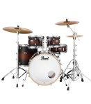 Pearl Decade Maple Shell Kit BrownBurst