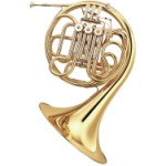 YAMAHA YHR567 French Horn Lacquer Finish Intermediate Level