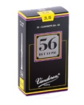 Vandoren Rue Lepic Bb Clarinet Reeds, Box of 10
