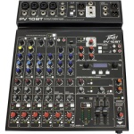 PEAVEY 03612790 PV10 BT 10 Input Stereo Mixer w/Bluetooth