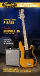 SQUIER 0301672050 Stop Dreaming Start Playing P Bass Pack BTB