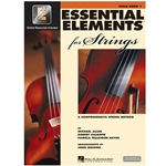 Essential Elements For Strings Book1 Viola