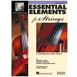 Essential Elements For Strings Bk 2 Viola