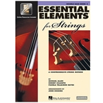 Essential Elements For Strings Bk 2 String Bass