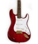 Squier Pro Tone Stratocaster Burgundy