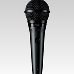 SHURE PGA58-LC Dynamic Vocal Microphone  LC