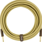 Fender Deluxe Instrument Cable Straight/Straight 18.6'