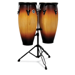 LP City Series Conga Set w/Stand VSB