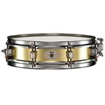 "Pearl B-1330 13"" Piccolo Snare Drum, Brass"