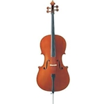 Yamaha VC3S34 Student Cello Outfit 3/4 Size