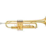 Used Yamaha YTR200AD Advantage Bb Trumpet