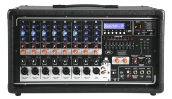 PEAVEY 03601860 PVi 8500 Powered Mixer