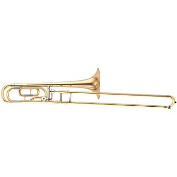 YAMAHA YSL448G Tenor Trombone With F Attachment Intermediate Level