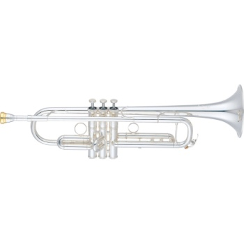 YAMAHA YTR8335RS Xeno Bb Trumpet Silver Professional Level