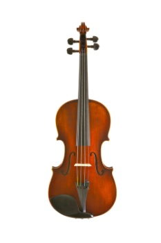 EASTMAN VL305ST PROFESSIONAL LEVEL VIOLIN OUTFIT, 4/4 SIZE WITH CASE & BOW