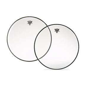 Remo Diplomat Hazy Drum Head - 14""