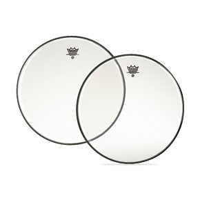 Remo Clear Ambassador Drum Head - 15""