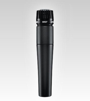 SHURE SM57-LC Dynamic Instrument And Vocal Microphone
