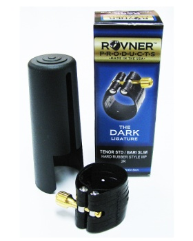 Faxx USA Tenor Saxophone Mouthpiece with Rovner 2R Ligature and Cap