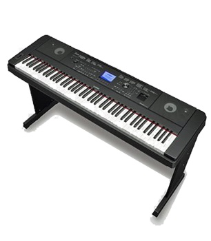 Yamaha DGX-660B Digital Piano Bundle