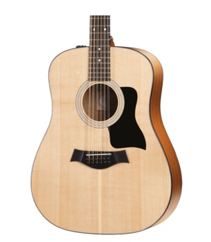 TAYLOR 150E 100 Series12 String Acou/El Guitar w/Bag