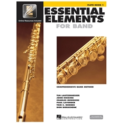 Essential Elements For Band 1, Flute