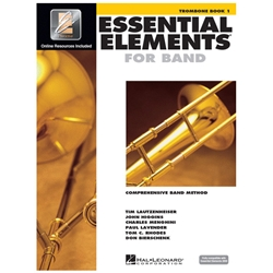 Essential Elements For Band 1, Trombone