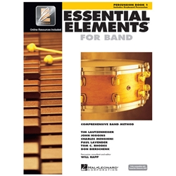 Essential Elements For Band 1, Percussion