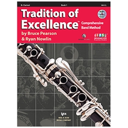 Tradition Of Excellence Book 1 Clarinet