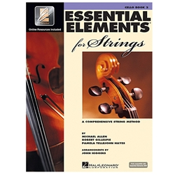 Essential Elements For Strings Bk 2 Cello