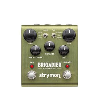 Strymon dBucket Delay Pedal.