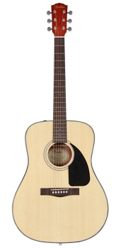 Fender CD-60S Acoustic Guitar Natural
