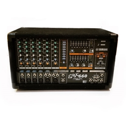 YAMAHA EMX660 Used 600w 6 Channel Powered Mixer