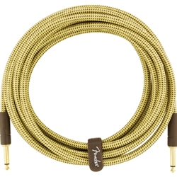 Fender Deluxe Series Instrument Cable Straight/Straight 15'