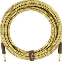 Fender Deluxe Series Instrument Cable Straight/Straight 10'