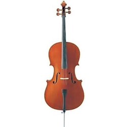 Yamaha VCS44 Student Cello Outfit 4/4 Size